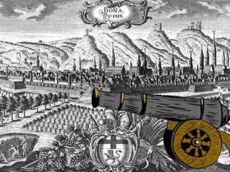 Wars of succession, Bonn around 1700