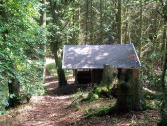 Shelter at Mount Breiberg