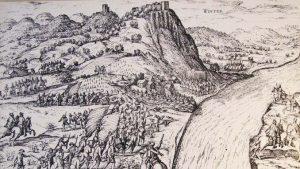 Hogenberg, attack on Königswinte