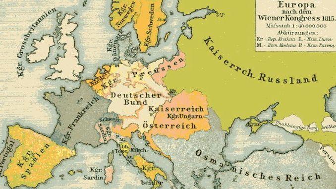 Europe 1814
