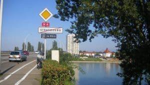 Bridge Kehl - Strasbourg