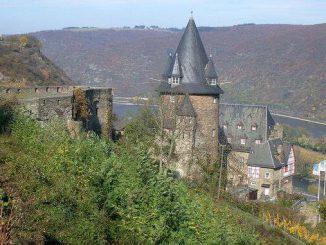Stahleck Castle, Bacharach