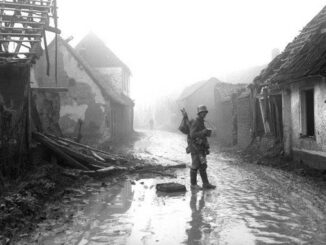 Etricourt, France, 1918