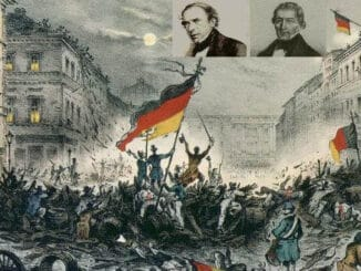 March revolution, Berlin, Camphausen, Hansemann